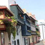 Citycyclin - Stadtführung Santa Cruz - die Balkone