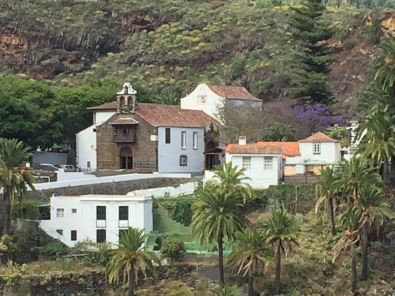 Las Nieves, Zwerge und Jungfrauen
