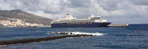 Cruceros en La Palma